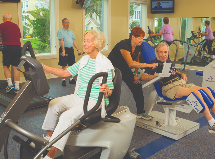 Ponte Vedra Retirement Home Amenities