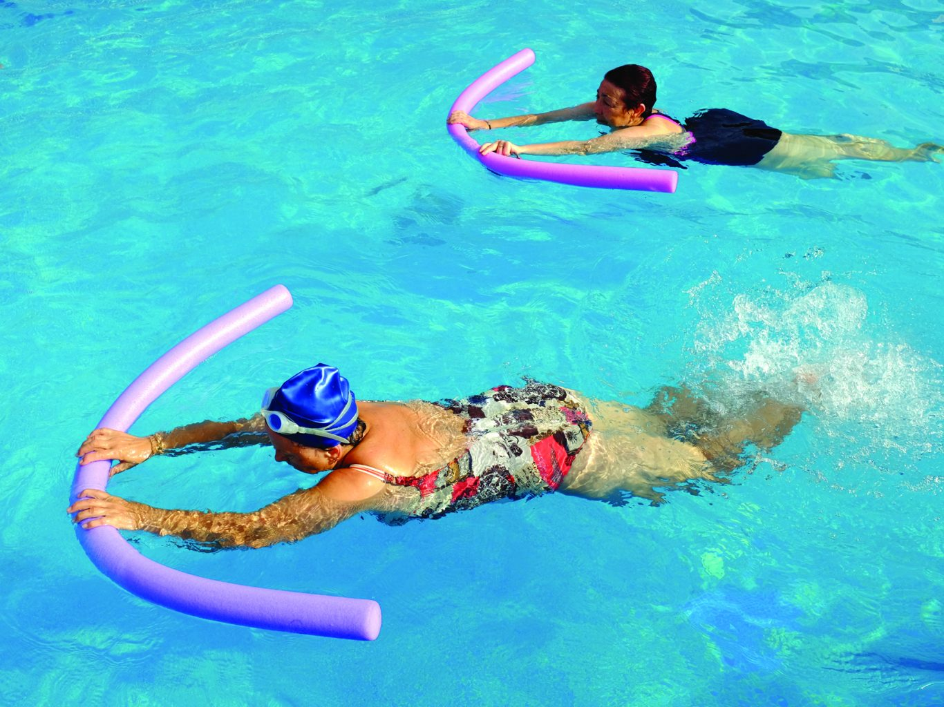 The Benefits of Aqua-Exercise for Members