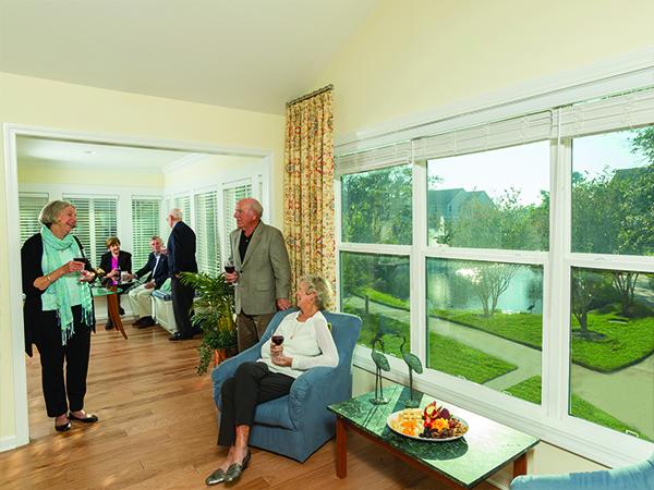 Residential Options At Vicar's Landing