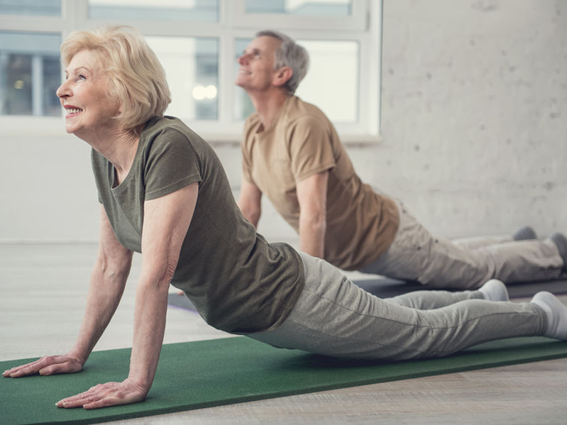 Why Yoga Is Great For Your Joint Health And Mobility